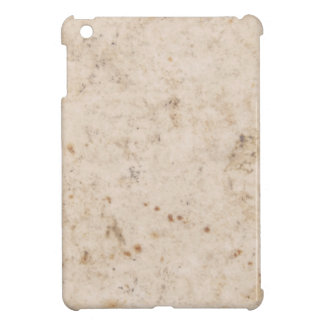 Vintage paper texture bugged iPad mini covers
