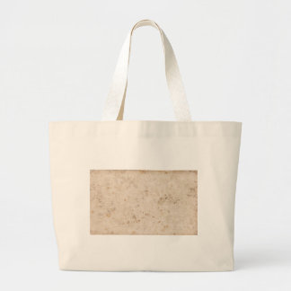 Vintage paper texture bugged large tote bag