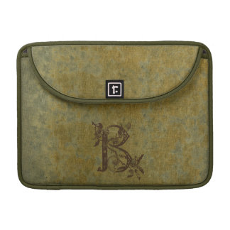 Vintage Paper Textures MacBook Pro 13 Sleeve For MacBook Pro