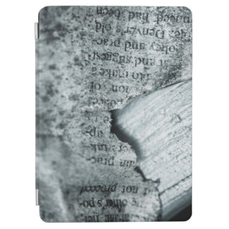 Vintage paper Torn iPad Air Cover