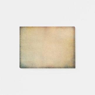 Vintage Parchment Post-it Notes