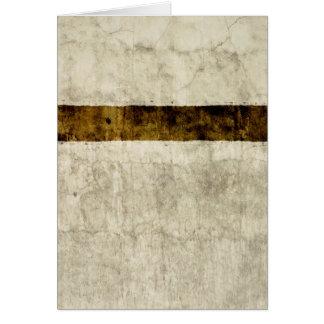 Vintage ParchmentTemplate Blank Card