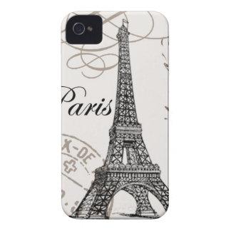 Vintage Paris...Blackberry case
