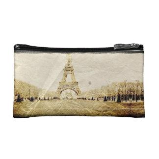 Vintage Paris Cosmetic Bag