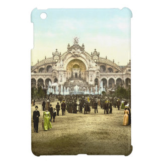 Vintage Paris Exposition of 1900 Case For The iPad Mini