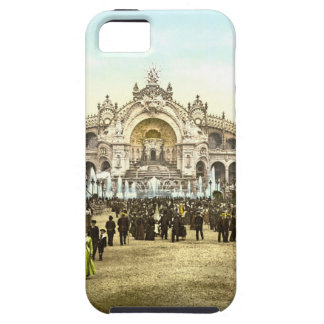 Vintage Paris Exposition of 1900 iPhone 5 Covers