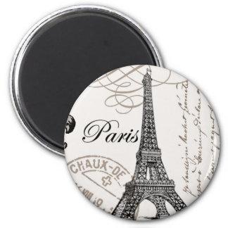Vintage Paris...magnet Magnet