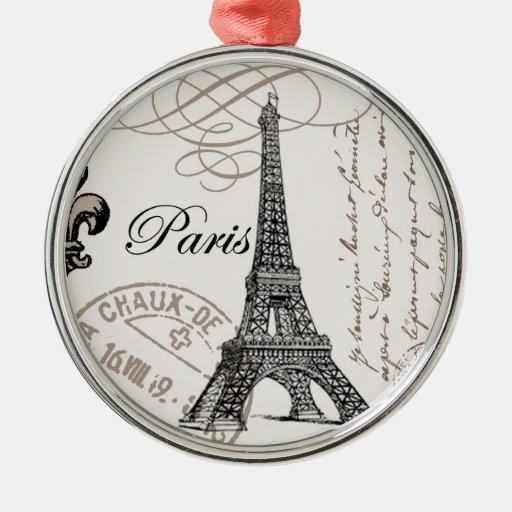 Vintage Paris...ornament
