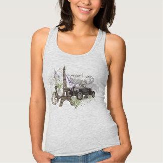 Vintage Paris Tank Top