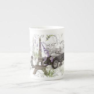 Vintage Paris Tea Cup