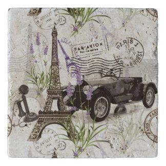 Vintage Paris Trivet