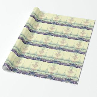 Vintage Paris Wrapping Paper
