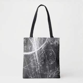 Vintage Particle Physics Bag