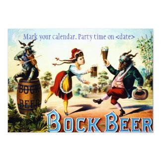 Vintage Party Invite