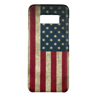 Vintage Patriotic Grunge USA American Flag Case-Mate Samsung Galaxy S8 Case