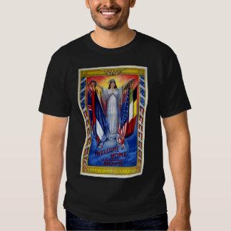 Vintage Patriotic, Peace Justice Liberty Tshirts