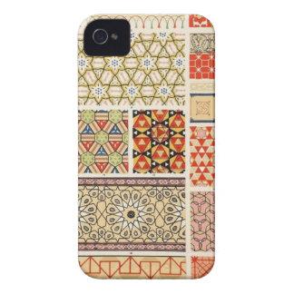 Vintage Patterned iPhone 4 Case