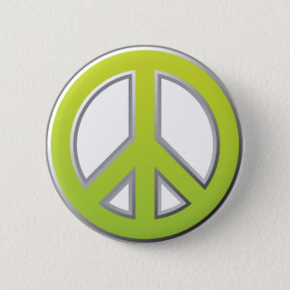 Vintage | Peace Sign 2 Inch Round Button