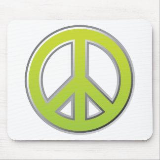 Vintage | Peace Sign Mouse Pad