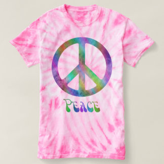 Vintage Peace Sign T Shirts