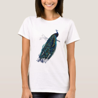 Vintage Peacock.jpg T-Shirt