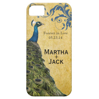Vintage Peacocks iPhone 5 Cases