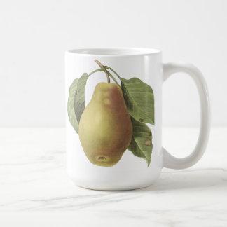 Vintage Pear...mug Coffee Mug