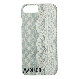 Vintage Pearl Lace Elegant Designs Cell Cases