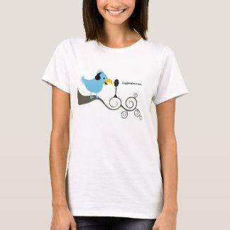 Vintage Peeps logo t-shirt