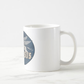 Vintage Pegasus Design Coffee Mug