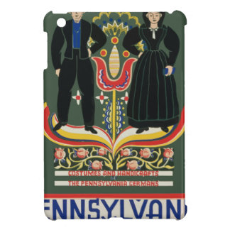 Vintage Pennsylvania Travel iPad Mini Covers