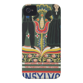 Vintage Pennsylvania Travel iPhone 4 Covers