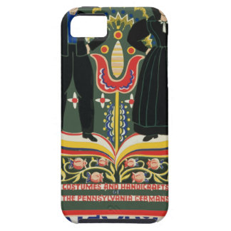 Vintage Pennsylvania Travel iPhone 5 Cases
