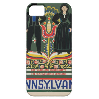 Vintage Pennsylvania Travel iPhone 5 Covers