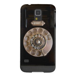 Vintage Phone Galaxy S5 Case