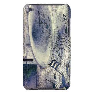 Vintage Phonograph and Music iPod Touch Covers