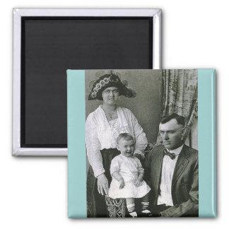 vintage photo Magnet