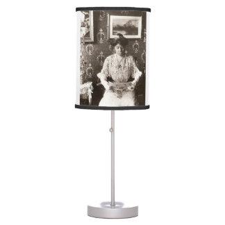Vintage Photo of Harlem, New York Reader Table Lamp