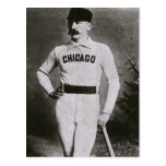 Vintage Photo, Sports Chicago Baseball Player Postcard