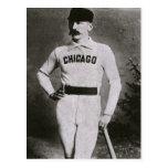 Vintage Photo, Sports Chicago Baseball Player Postcard