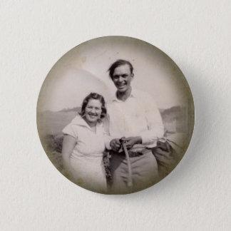 Vintage Photograph Button