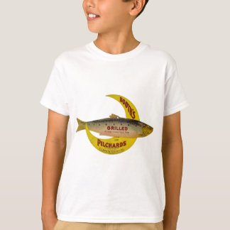 Vintage Pilchard T-Shirt