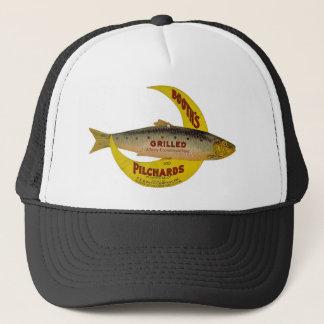 Vintage Pilchard Trucker Hat