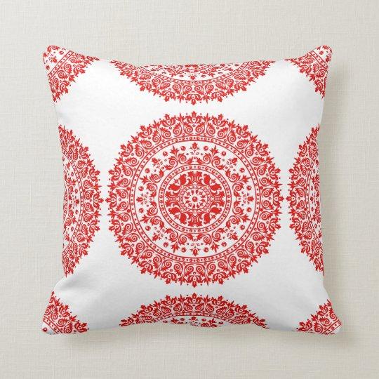 Vintage Pillow! Throw Pillow