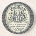 Vintage Pilsner Beer Ad Label