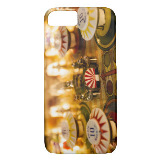 Vintage Pinball Machine iPhone 8/7 Case