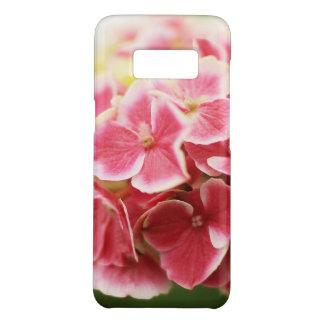 Vintage Pink Hydrangea Floral Case-Mate Samsung Galaxy S8 Case