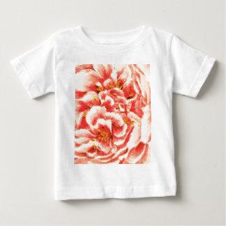 Vintage Pink Peonies Baby T-Shirt