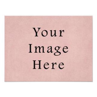 Vintage Pink Rose Parchment Paper Background Photograph