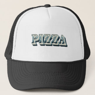 Vintage Pizza for trendy hipsters and foodies Trucker Hat